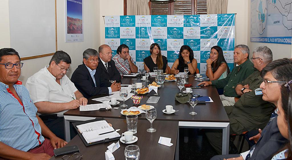 reunión comité de emergencia por temporada turística de verano